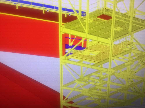 diseño de planos mecánicos y estructurales