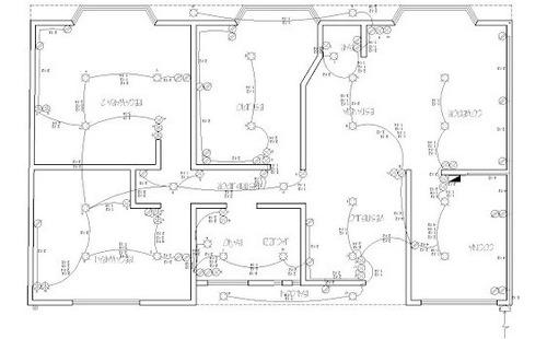 diseño de planos, piezas y general en 2d y 3d