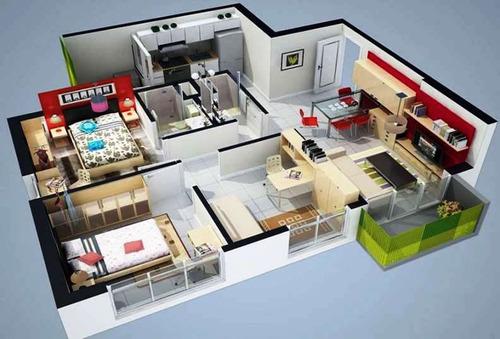 diseño de planos y casas