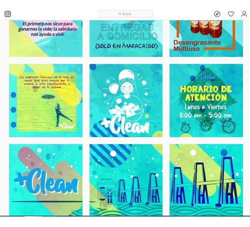 diseño de posts redes sociales - imagenes para instagram