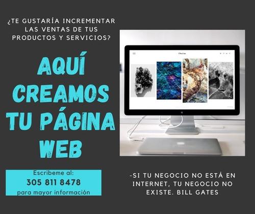 diseño de publicidad, fotografía, y páginas web
