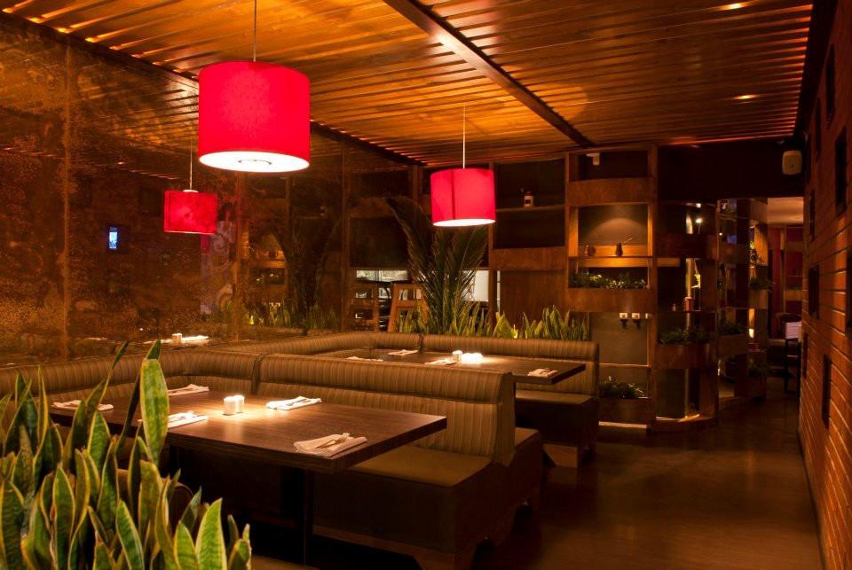 Dise o de restaurantes y bares modernos cheff cocinas - Decoracion bares modernos ...