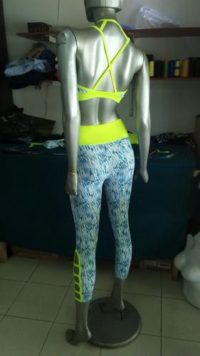 diseño de ropa deportiva de excelente calidad