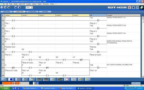 diseño de sistema de automatización y control