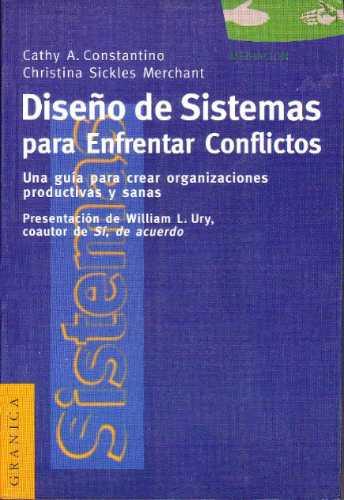 diseño de sistemas para enfrentar conflictos
