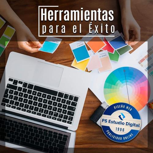 diseño de sitios web autoadministrables