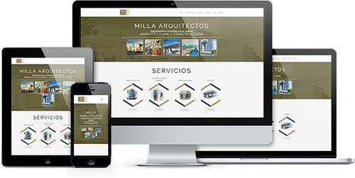 diseño de sitios web con dominio nacional gratis!