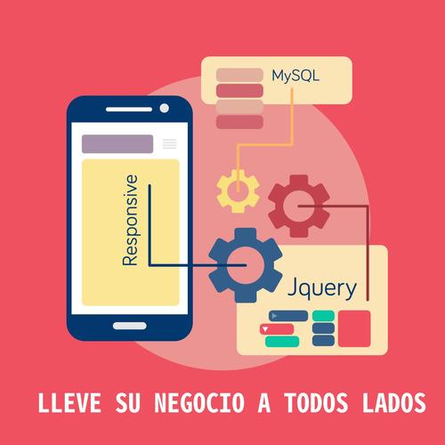 diseño de sitios web. desarrollo de páginas web.