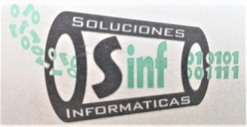 diseño de software informatico sinf