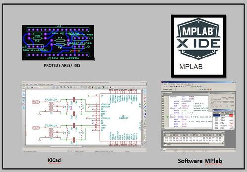 diseño de tarjetas electrónicas y programación de micros