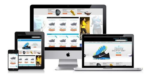 diseño de tienda online ecommerce - vende por internet