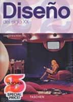 diseno del siglo xx/20th century design /arte/green libros