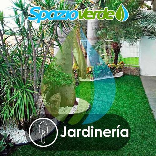 diseño e instalación de apago sintético y jardinería !
