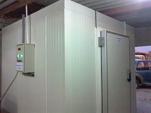 diseño e instalación de cuartos fríos nuevos o usados.