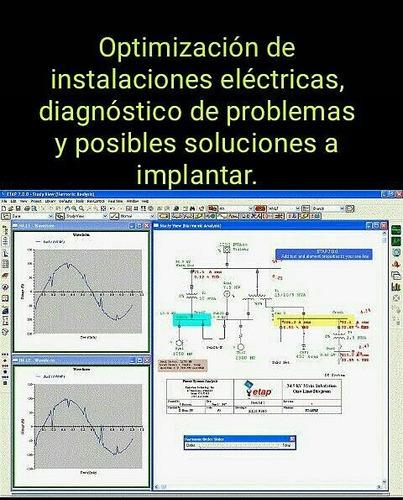 diseño electrico autocad residencial/comercial/industrial