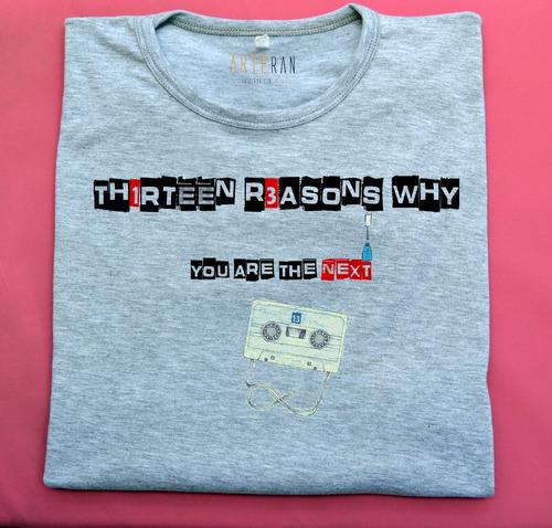 diseño exclusivo por arteran  13 reasons why