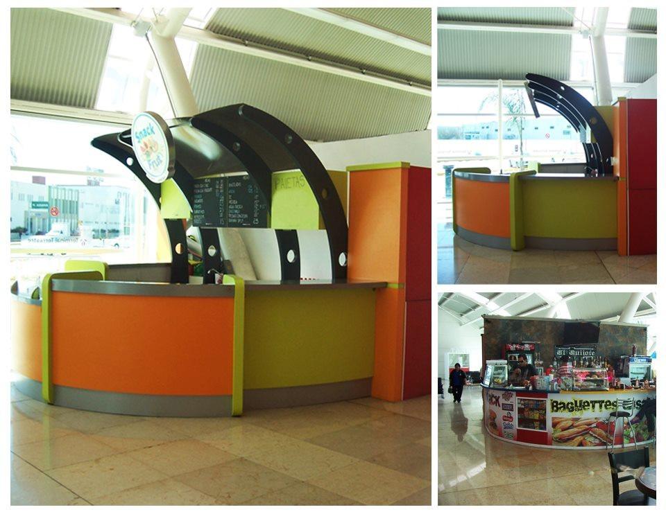 Dise o fabricacion de islas kiosko para espacios - Diseno espacios comerciales ...