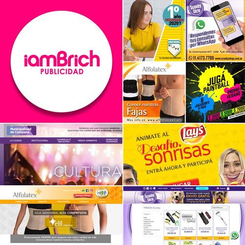 diseño gráfico - catálogo web / tienda / render / foto-video