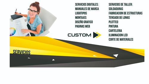 diseño gráfico comunicación servicio