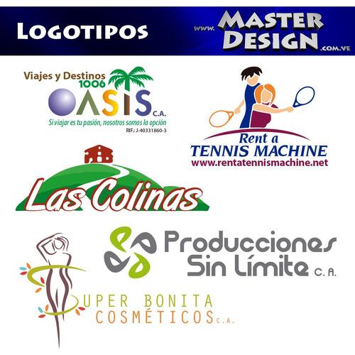 diseño grafico de logo logotipo correcciones ilimitadas ****