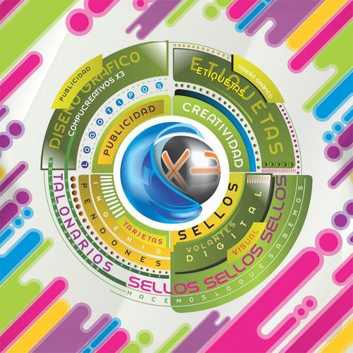 diseño gráfico - etiquetas - talonarios - tarjetas - sellos