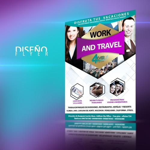 diseño grafico folletos publiciarios | flyers | volantes