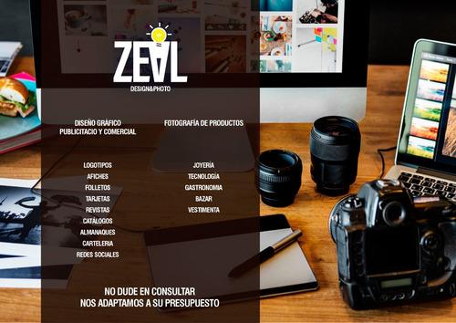 diseño gráfico, fotografía productos. folletos, catálogos.