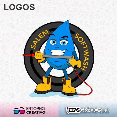 diseño grafico logo profesional desarrollo web logotipo