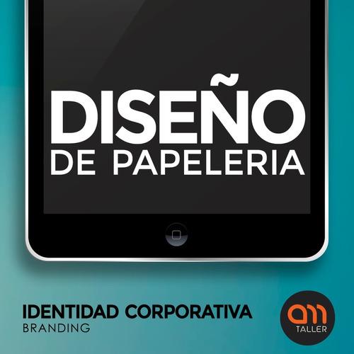 diseño grafico / logotipo / identidad corporativa/ papeleria