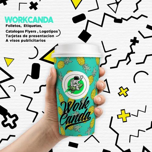 diseño grafico logotipo redes sociales publicidad packaging