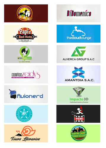 diseño gráfico - logotipos - brouchure - web