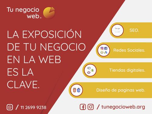 diseño gráfico paginas web posicionamiento marketing digital
