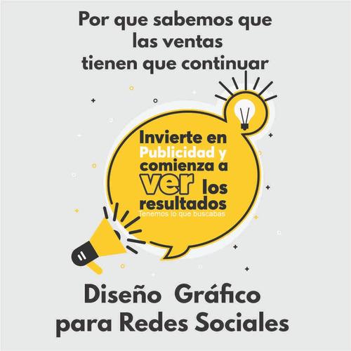 diseño grafico para redes sociales