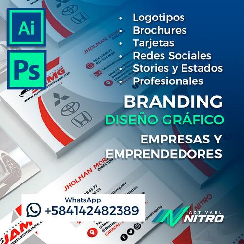 diseño gráfico profesional branding redes sociales instagram