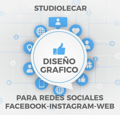 diseño grafico publicitario para redes sociales+video 30seg