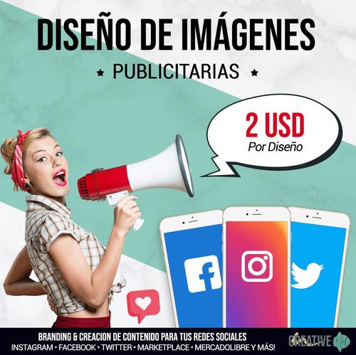 diseño gráfico, redes sociales, brochure, branding