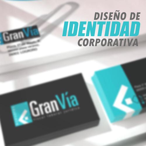 diseño grafico redes sociales impresos logos