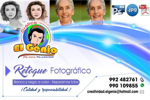 diseño grafico - retoque de fotos - banners redes sociales