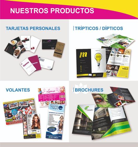 diseño gráfico ( tarjetas, brochure, volantes y mas )