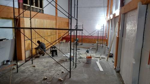 diseño, ingeniería, construcción, mantención y remodelación