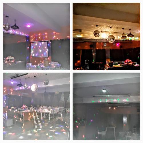 diseño instalación sonido profesional iluminación dmx