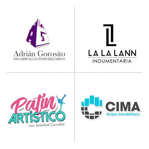 diseño logo - identidad visual