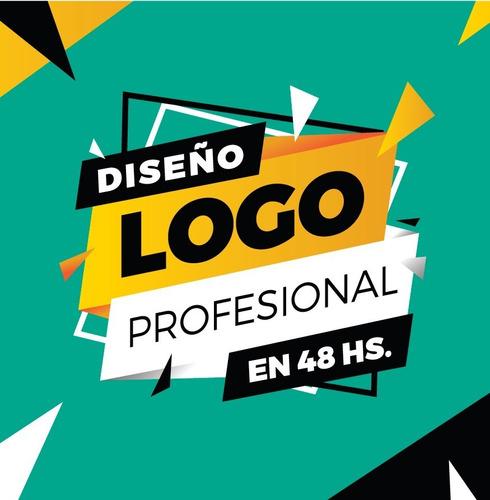 diseño logo logotipos profesional - 4 propuestas