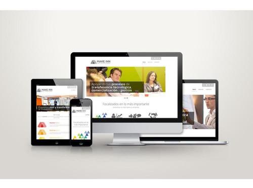 diseño logotipo, web y más...