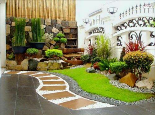 diseño-mantenimiento de jardines