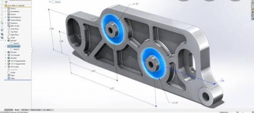 diseño mecánico asistido por computadora