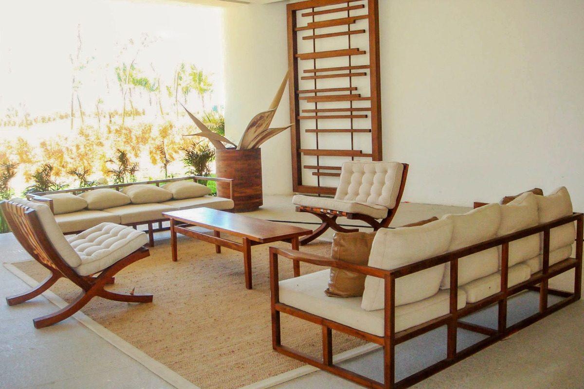 Dise o muebles y decoracion de terrazas spa salones for Diseno de muebles de madera