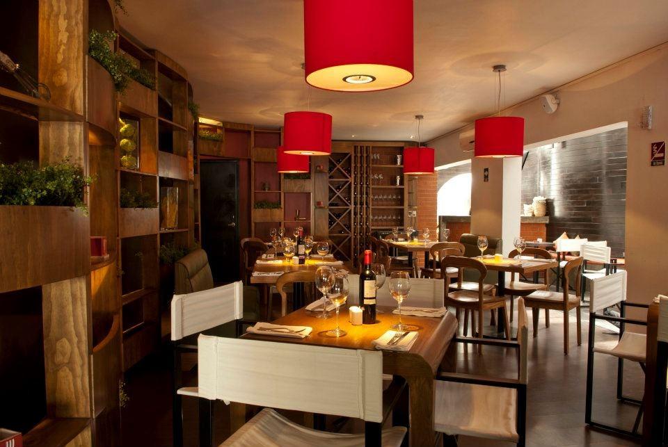 Dise o obra y construcci n restaurant bar hotel cafe for Disenos para cafeterias