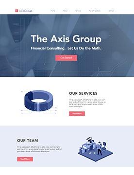 diseño pagina web con dominio
