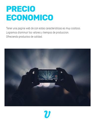 diseño página web economica diseño web hosting .com.ar